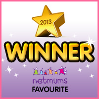 Netmums Award Winner