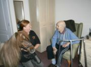 Pony in care home